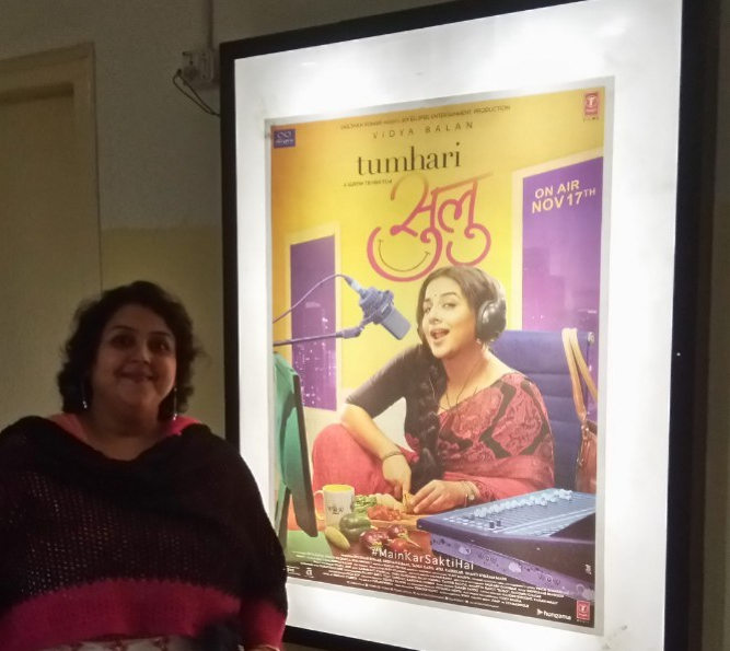 Movie review – Tumhari Sulu (Hindi)