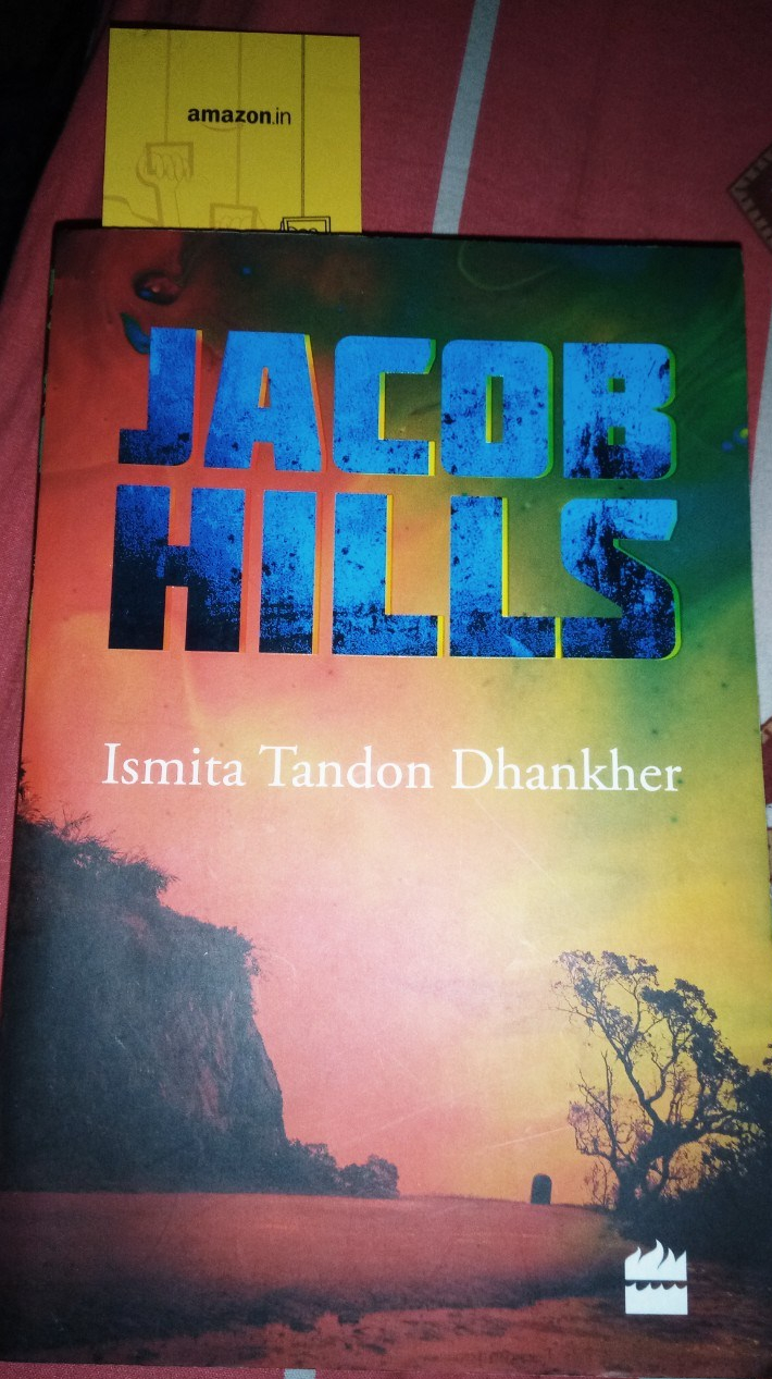 Book review – Jacob Hills
