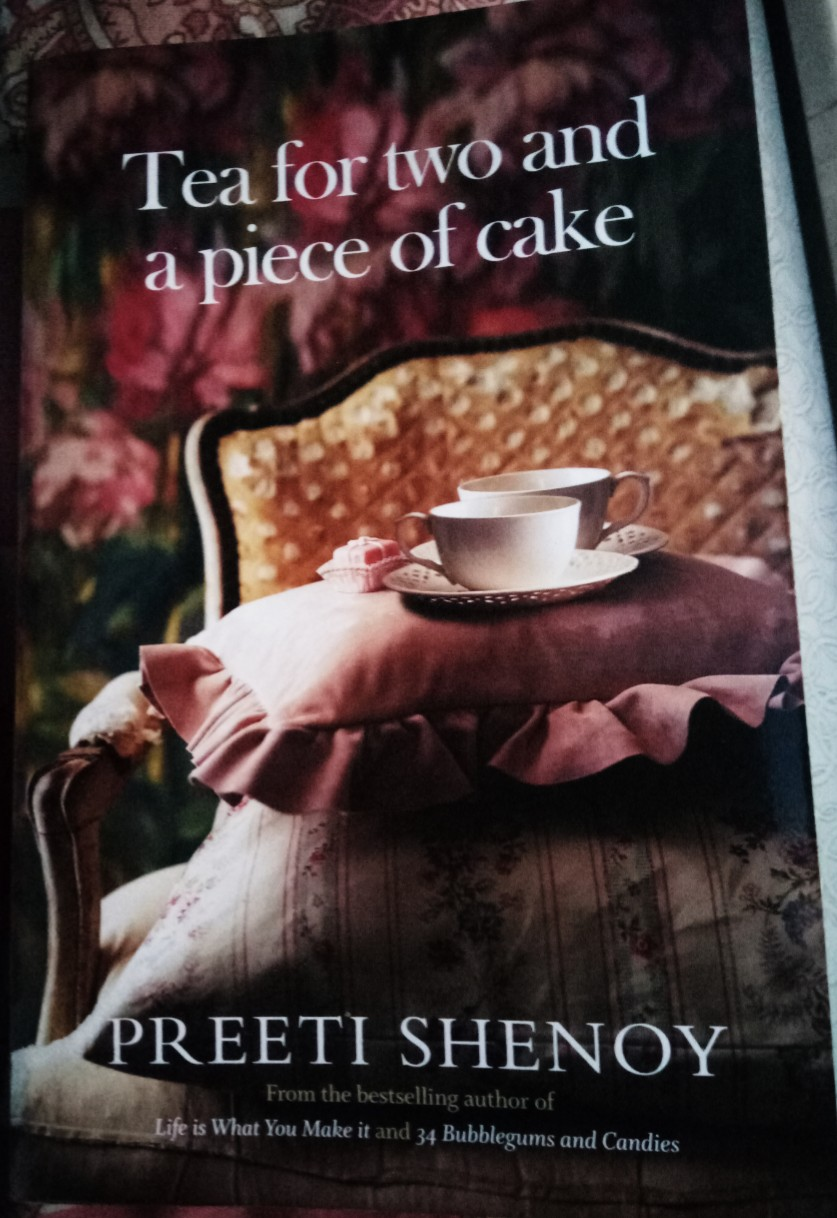 Book review – Tea for two and a piece of cake