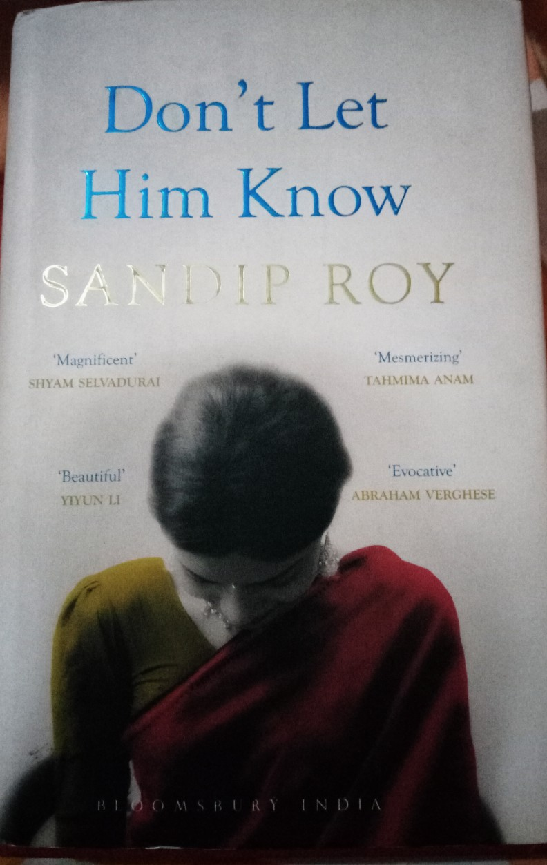 Book review – Don't Let Him Know