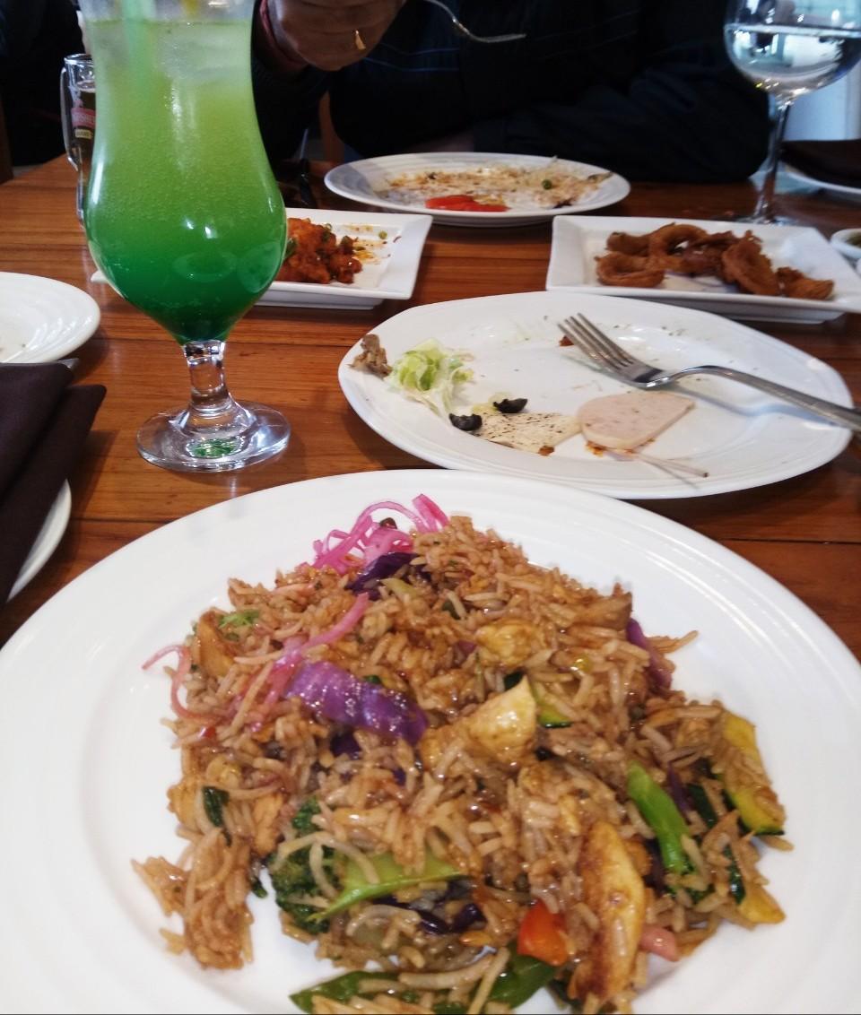 Restaurant review – Afraa Restaurant and Lounge,City Centre,Kolkata