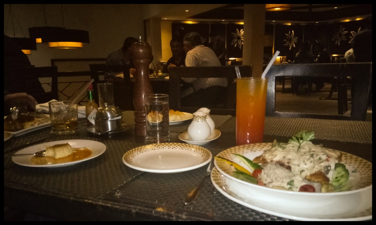 Restaurant review – Marco Polo, Kolkata