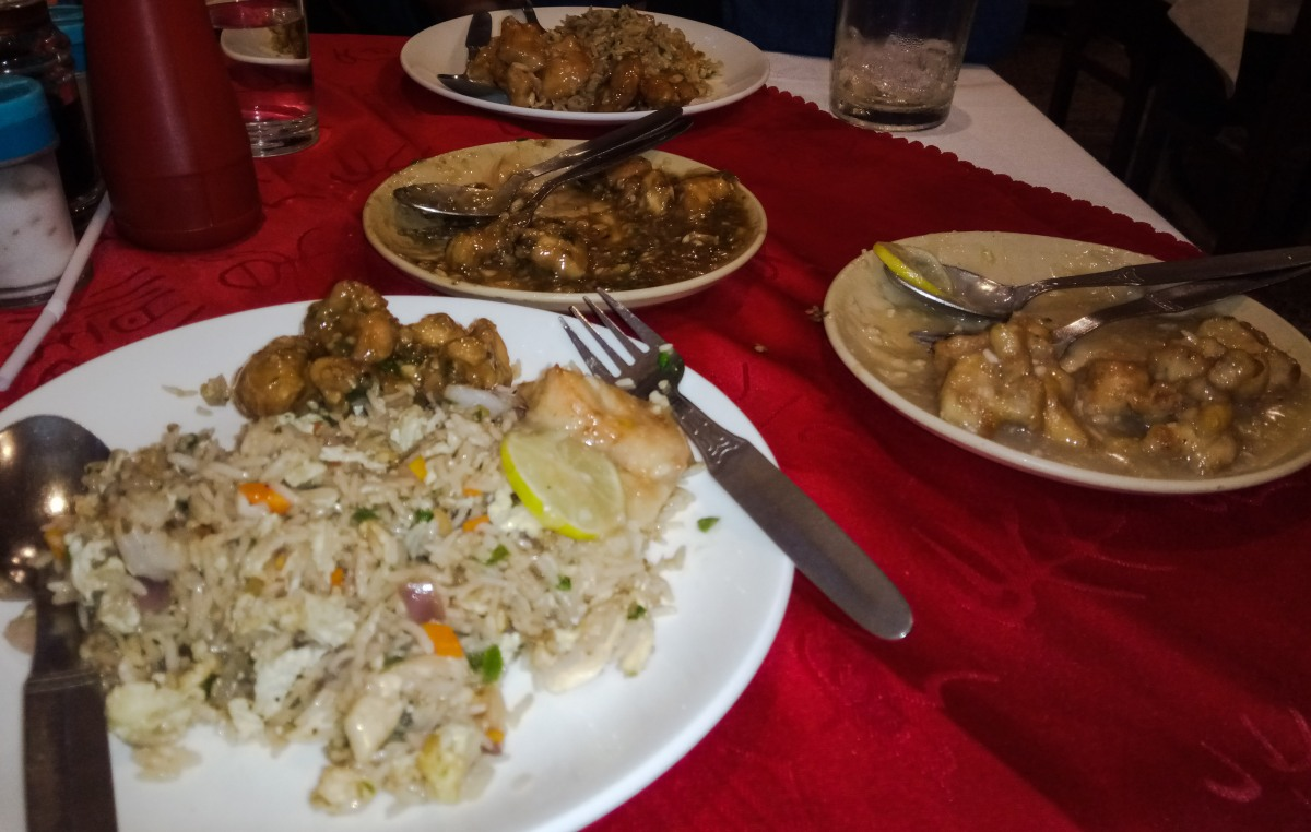 Restaurant Review – in search of the Chinese flavor of KimLing