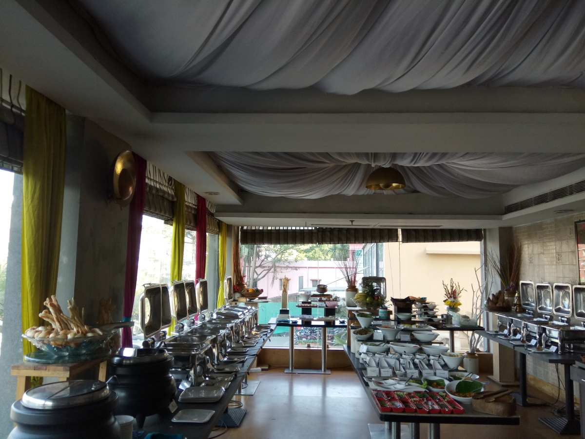 Restaurant review – Tamara – Pipal Tree Hotel