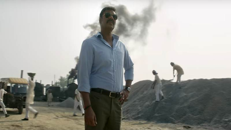 Movie review – Raid