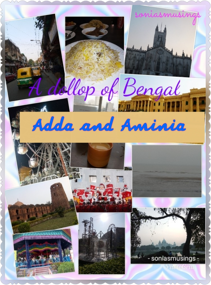 A dollop of Bengal – here's to Adda and Aminia