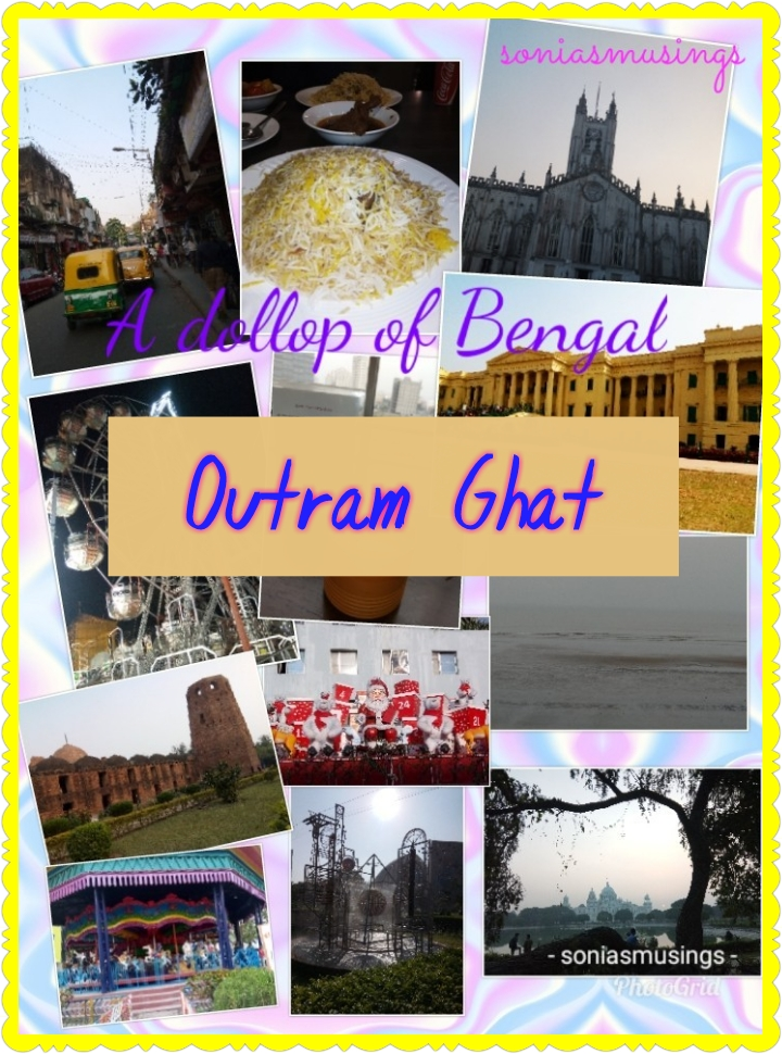A dollop of Bengal – Outram Ghat