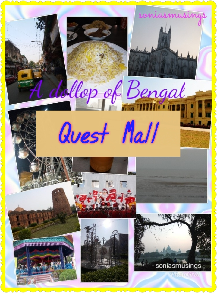 A dollop of Bengal – Quest Mall