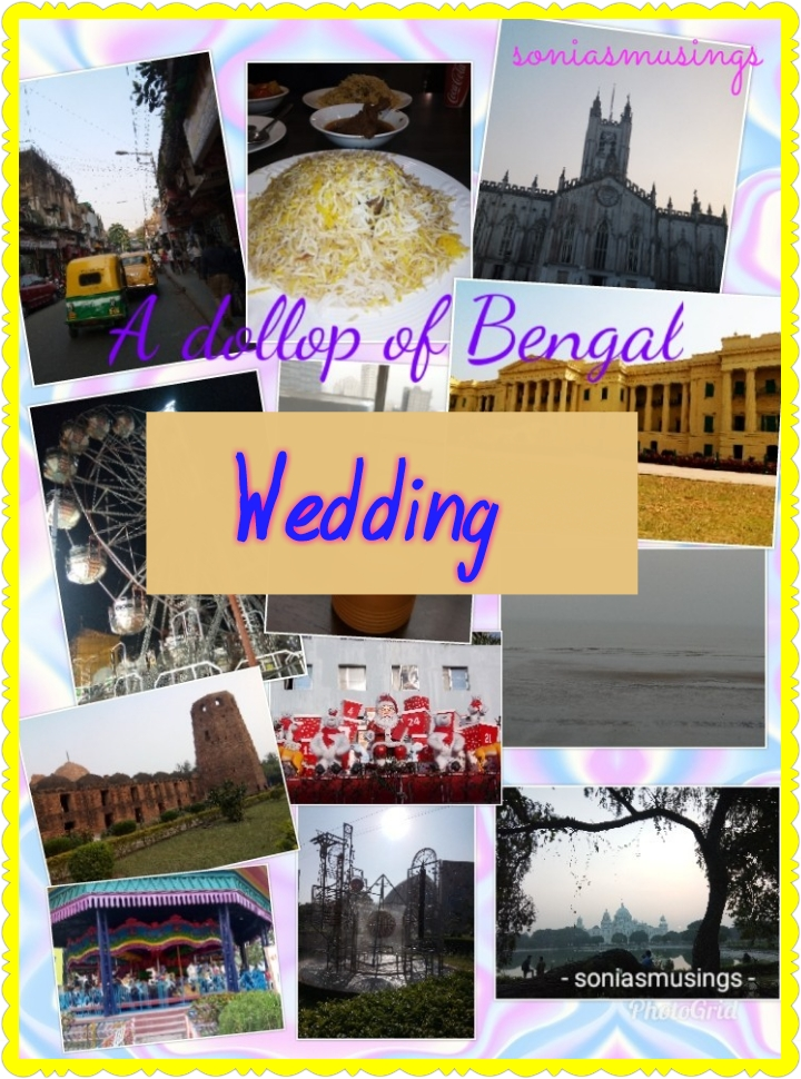 A dollop of Bengal – Wedding