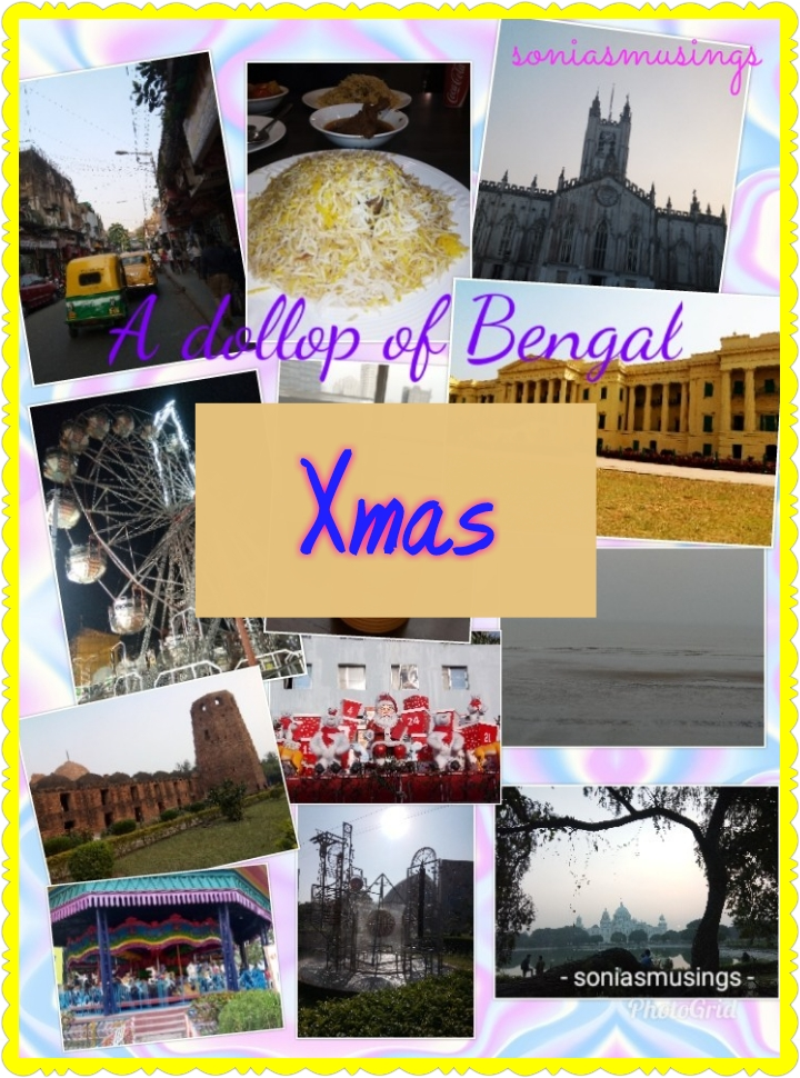 A dollop of Bengal – Xmas