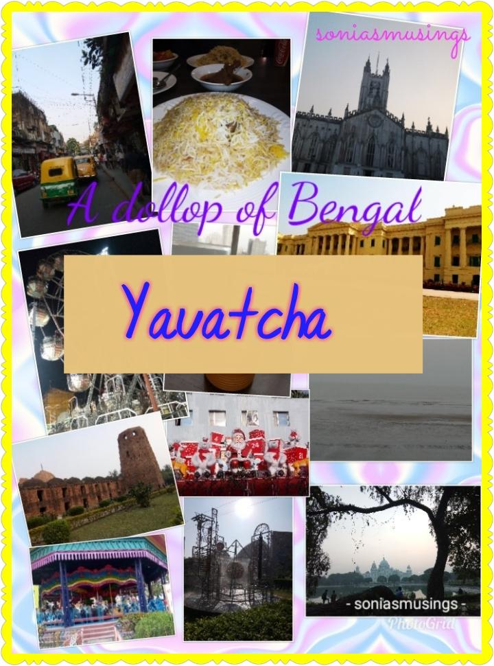 A dollop of Bengal –Yauatcha