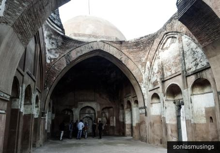Dome of Masjid