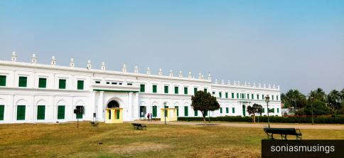 Imambara - right sided view