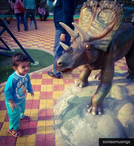 Nicco Park - toddler