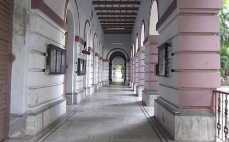 Presidency University Wikimapia.jpg
