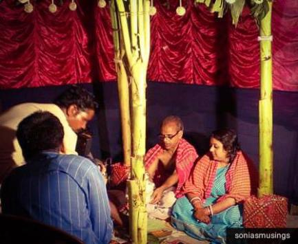 Wedding - Nanhi Mukh