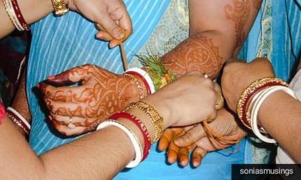 Wedding - ritual