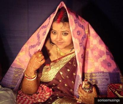 Wedding - Sindoor daan