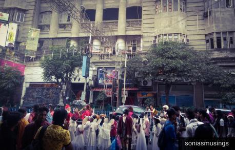Xmas Park Street Carnival