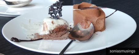 Yauatcha -Dessert