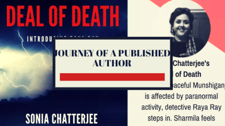 Journey of a published author