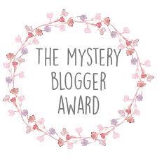 The Mystery BloggerAward