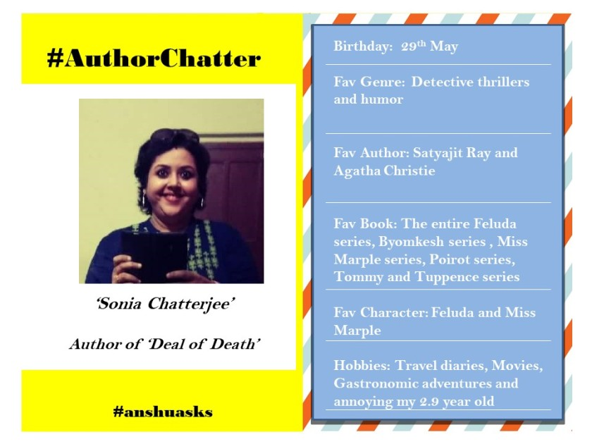 authorchatter, author interview, blogchatter, ebook, amazon book, kindle book, murder mystery, crime thriller, detective series