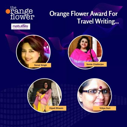 Orange Flower Award shortlist - Category :Humor