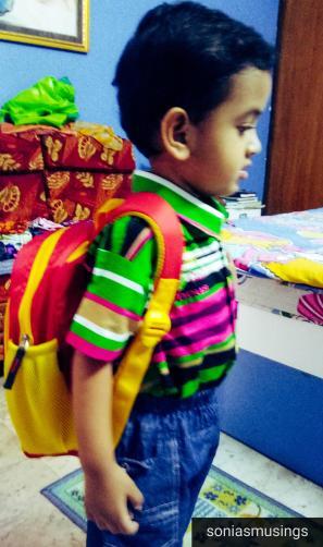 The first month of preschool.jpg
