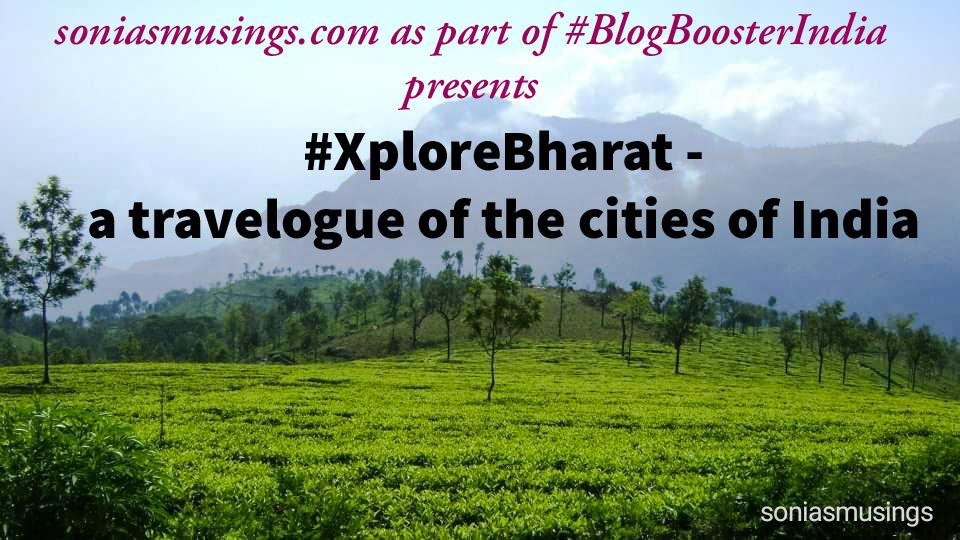 #XploreBharat – a travelogue of the cities of India
