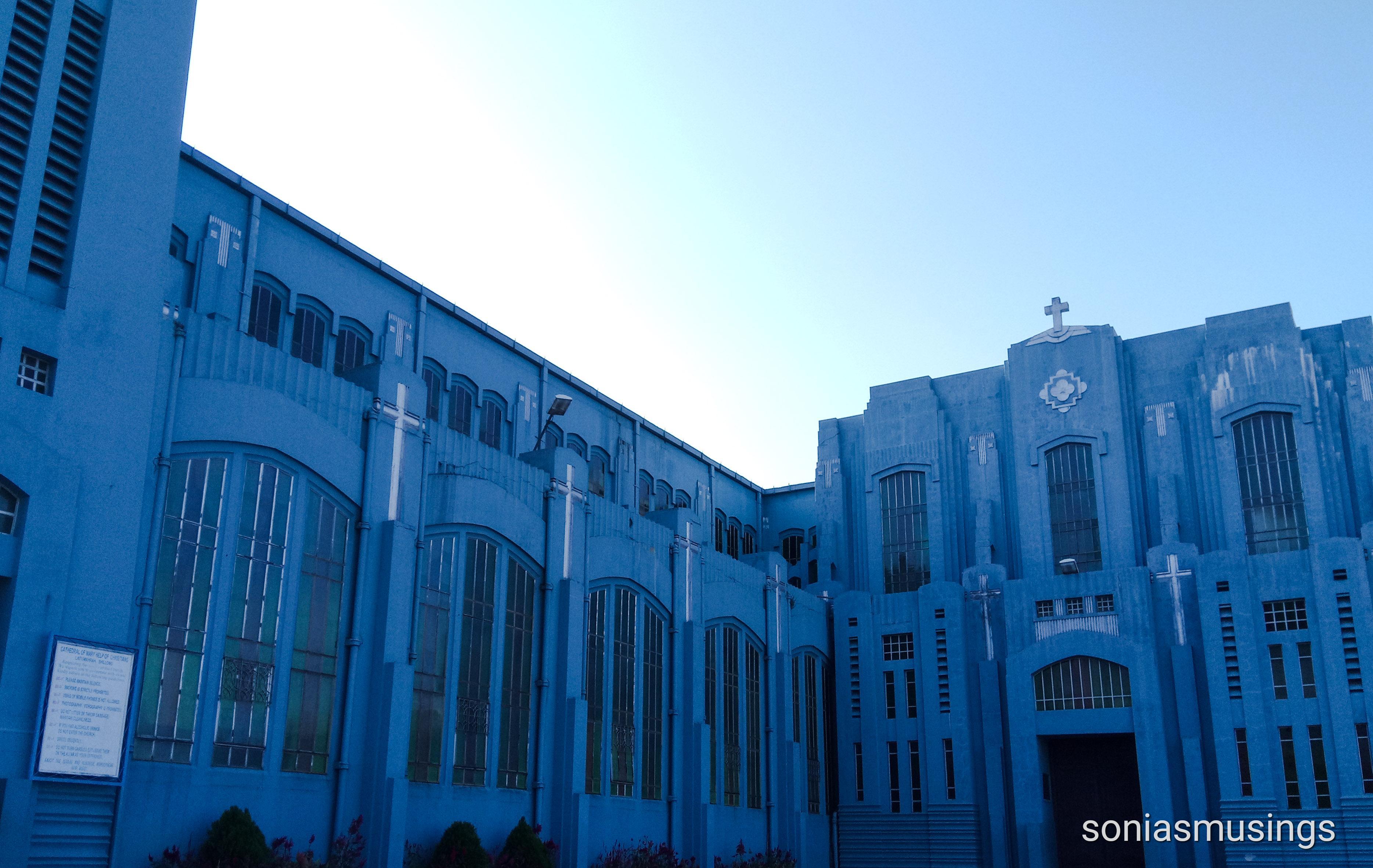 Shillong Church