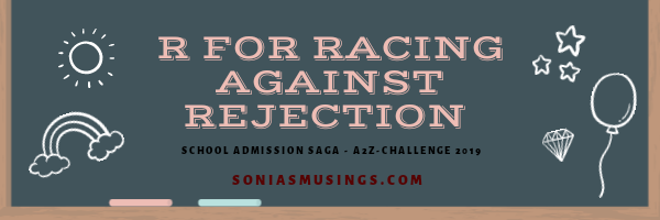 R for Racing against Rejection