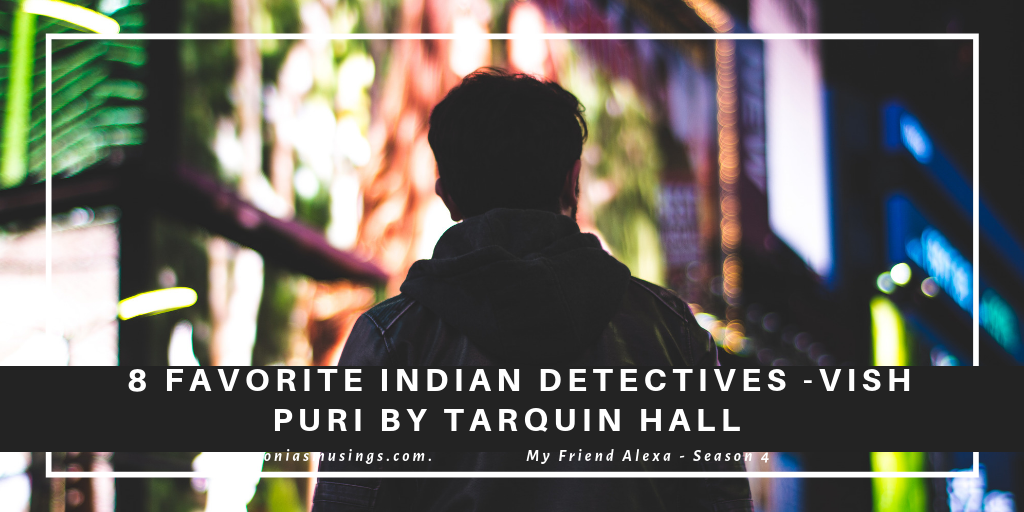 Famous Indian Detectives – Vish Puri by Tarquin Hall