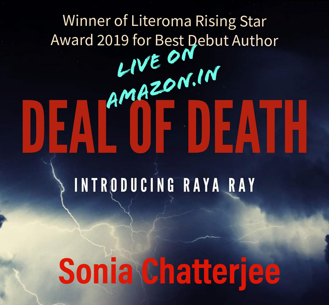 The Big Announcement – my book 'Deal Of Death' is live on Amazon
