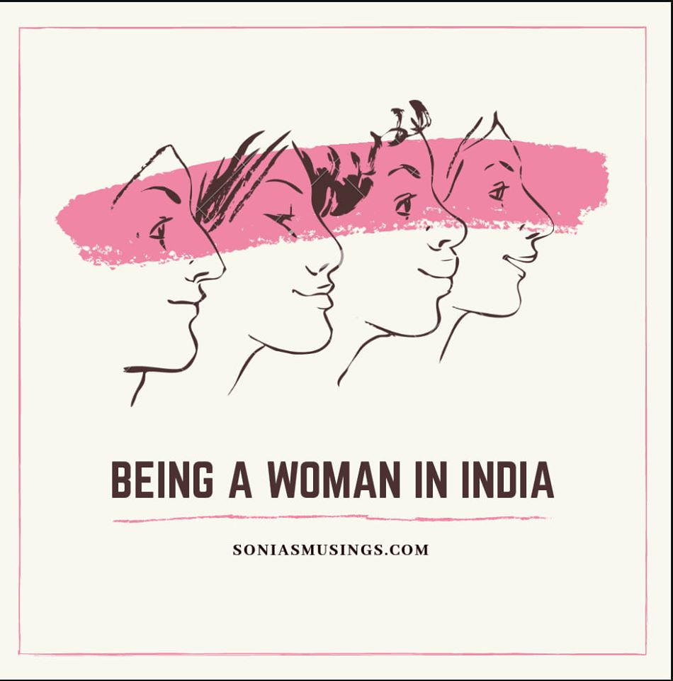 What it means to be a woman inIndia!
