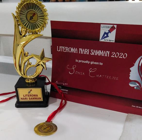 Literoma Nari Samman Award 2020