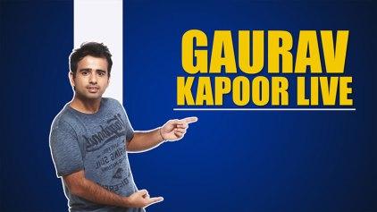 Gaurav Kapoor - Source: Comedy Munch