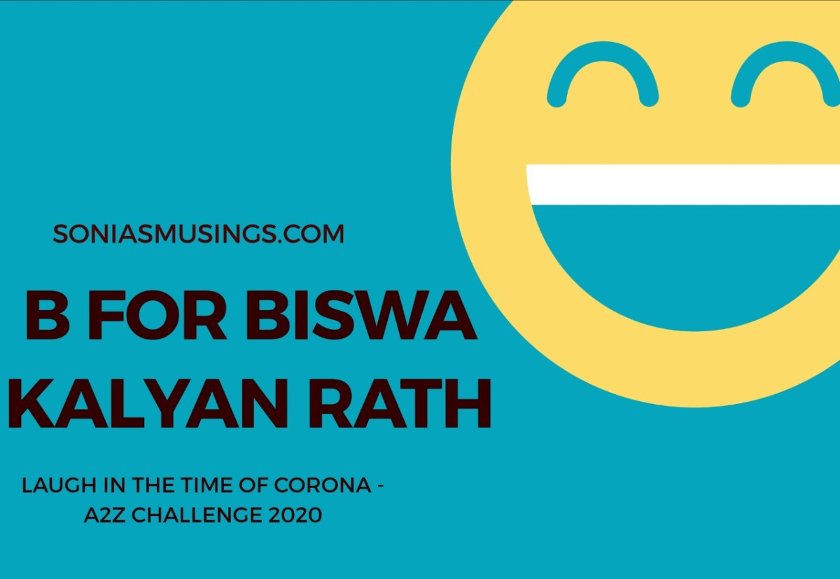 B for Biswa Kalyan Rath