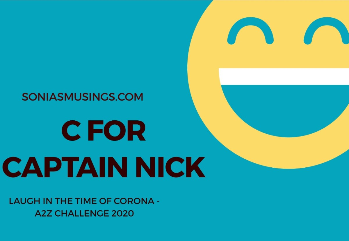 C for Captain Nick