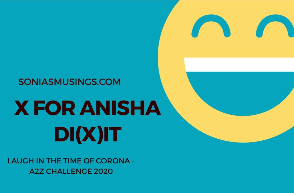 X for AnishaDi(X)it