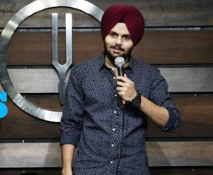 Jaspreet Singh - Source: Events High