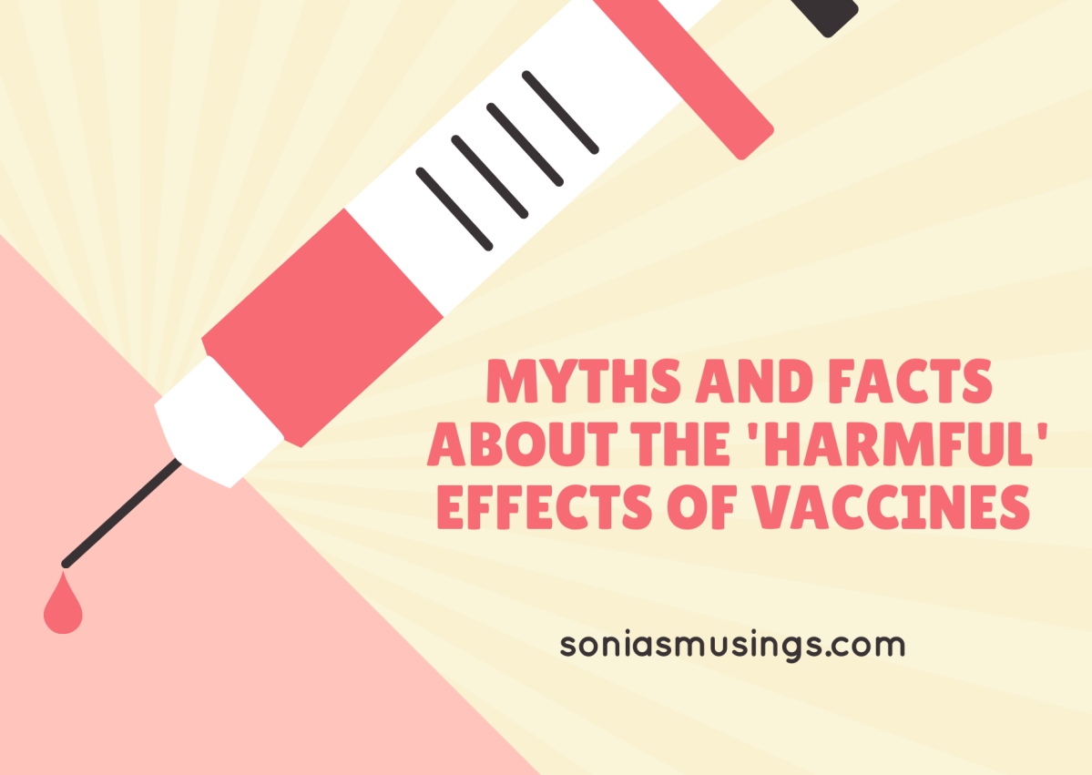 Myths and facts about the 'harmful' effects ofvaccines