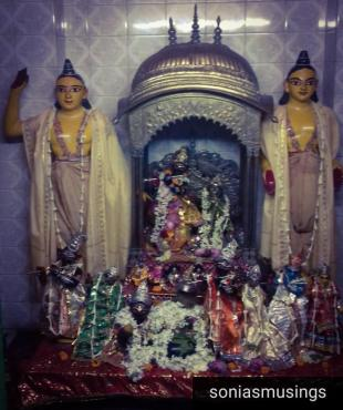 Puja room in my marital home