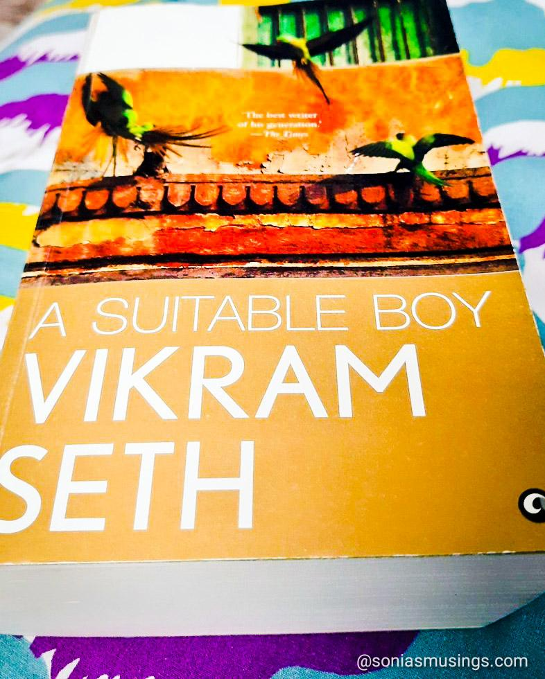 Rediscovering A Suitable Boy by Vikram Seth
